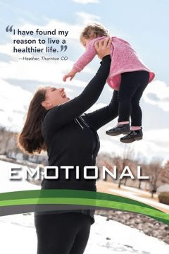 LightenUp Lifestyle provides emotional support as a major component of our lifestyle improvement program
