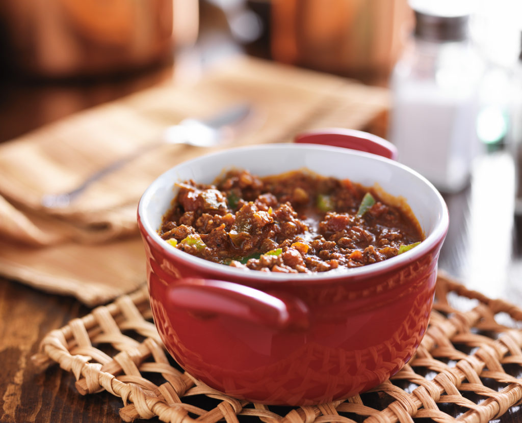 Health Chili Recipe